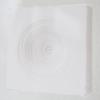 25x25cm paper, wax, in glass